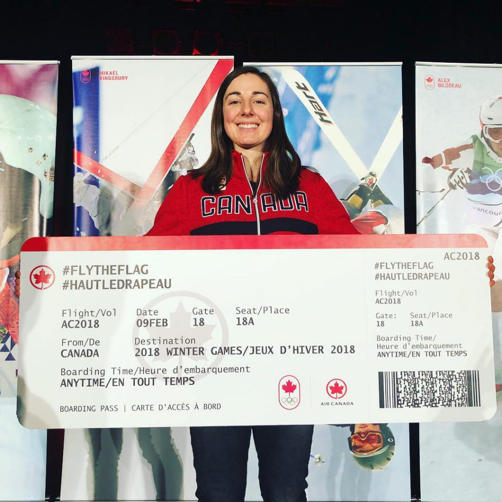 BC Athletes named to PyeongChang 2018