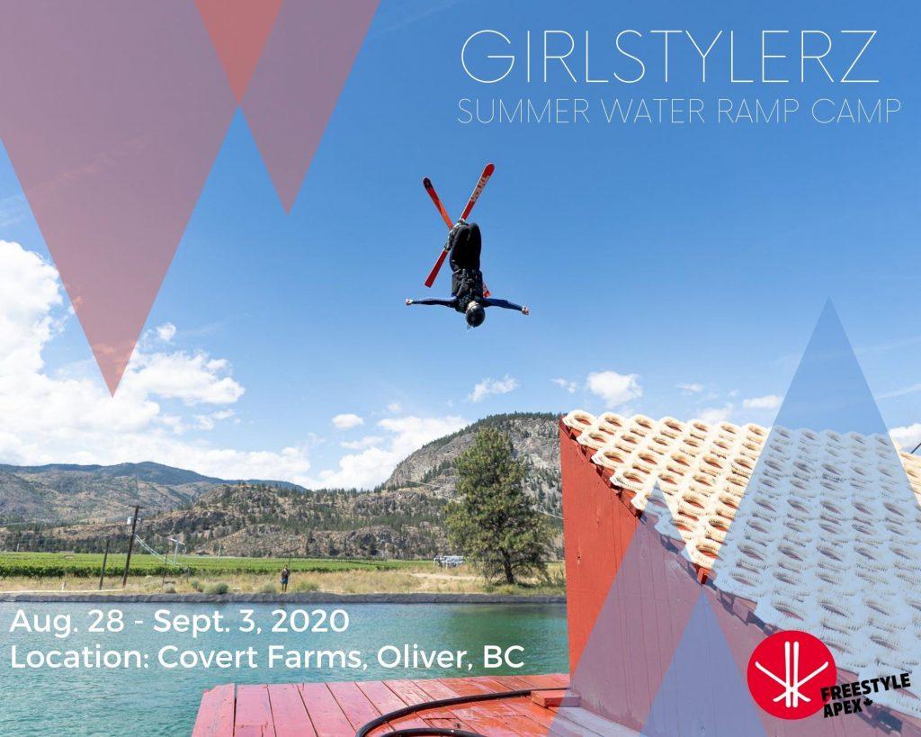 Girlstylerz Summer Water Ramp Camp | Oliver